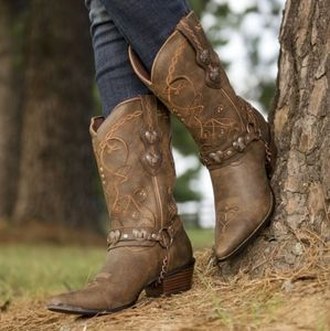 Durango | Crush Heartbreaker Dusk to Dawn Boots 8M